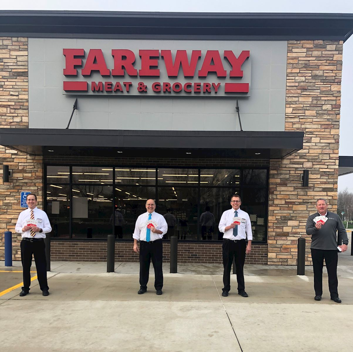 Fareway Donates More Than $200,000 to Support Small Businesses and Their Employees