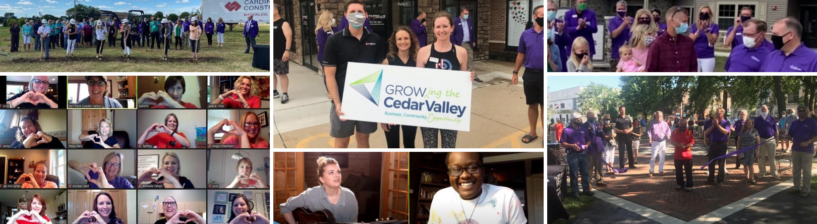 Growing the Cedar Valley