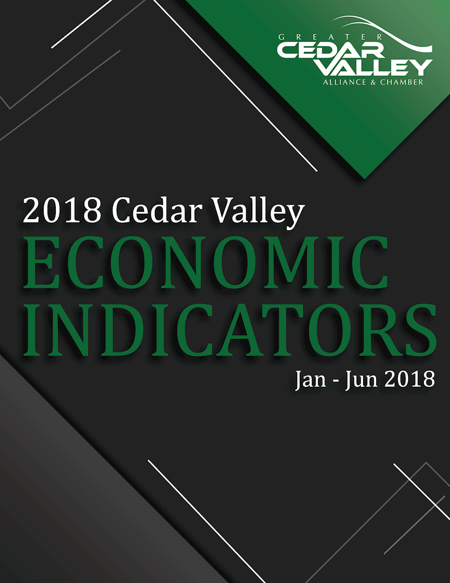 2018 Economic Indicators Jan. - June