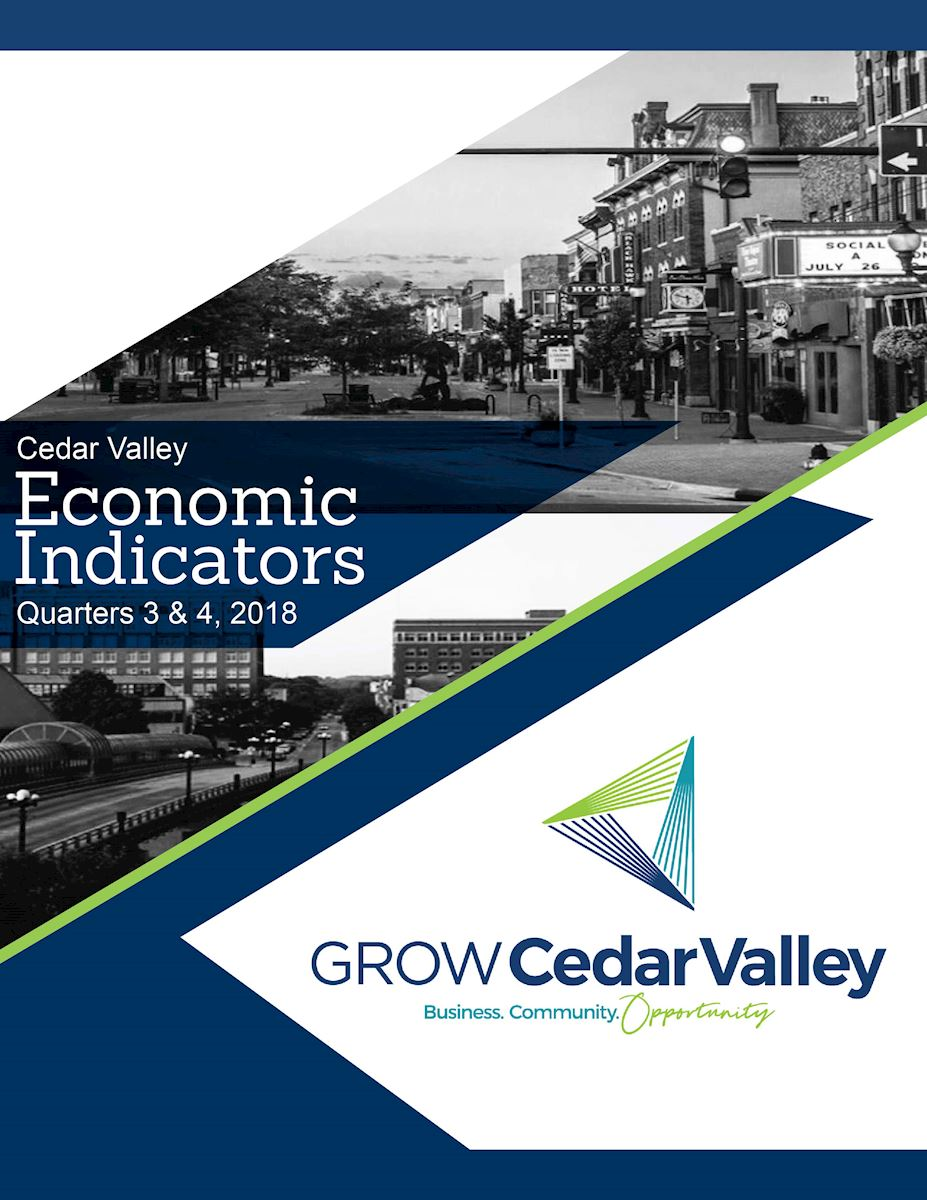2018 Economic Indicators July - Dec.