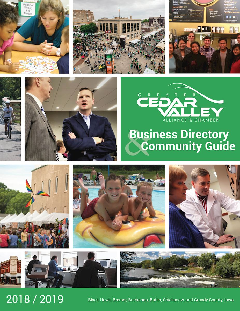 2018 Business & Community Guide